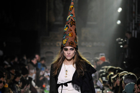 FACETASM FW19 Is a Celebration of Witchcraft & Wizardry