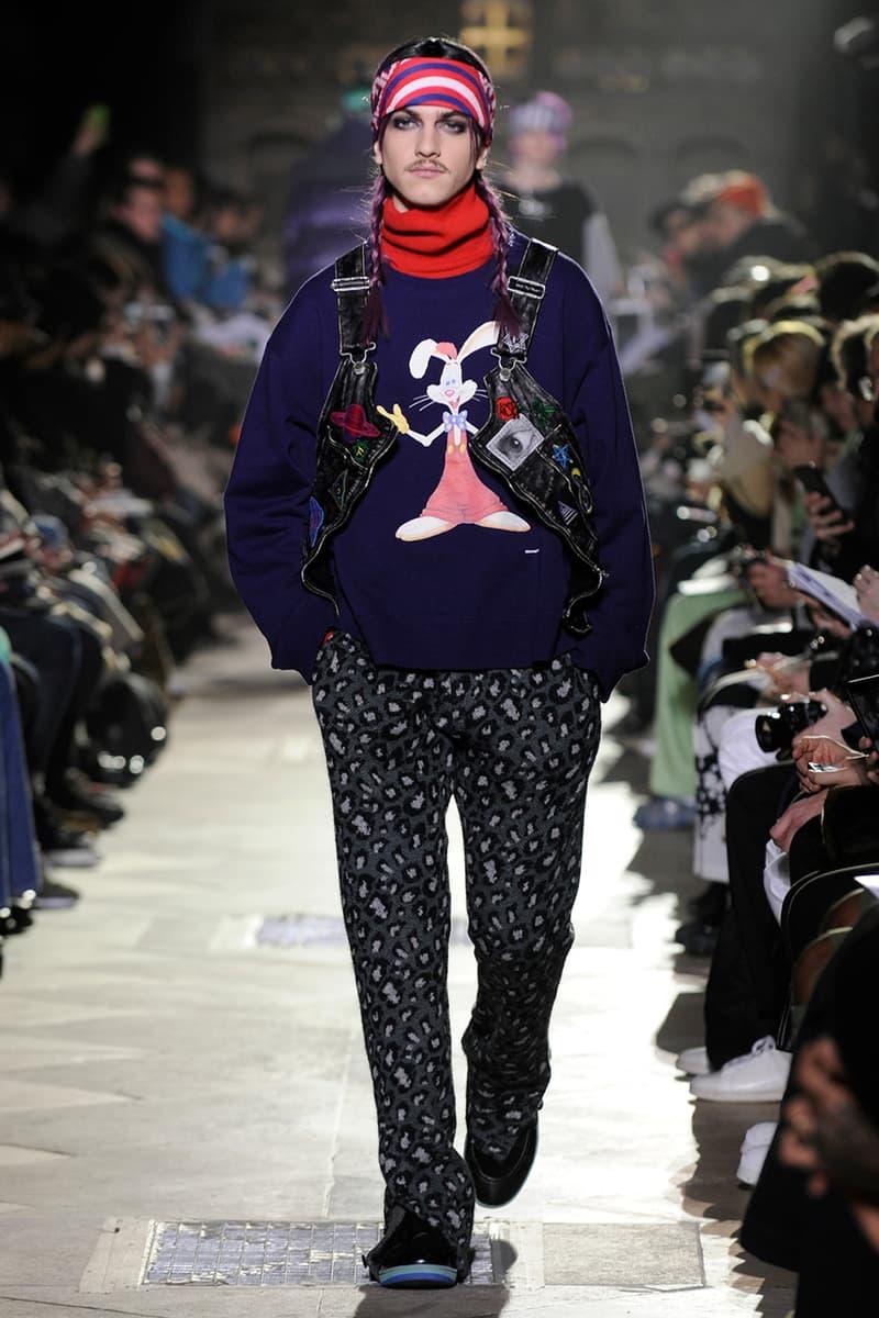 FACETASM Fall Winter 2019 Runway Collection paris fashion week i put chinchinpuipui on you ちちんぷいぷい hiromichi ochiai japan show