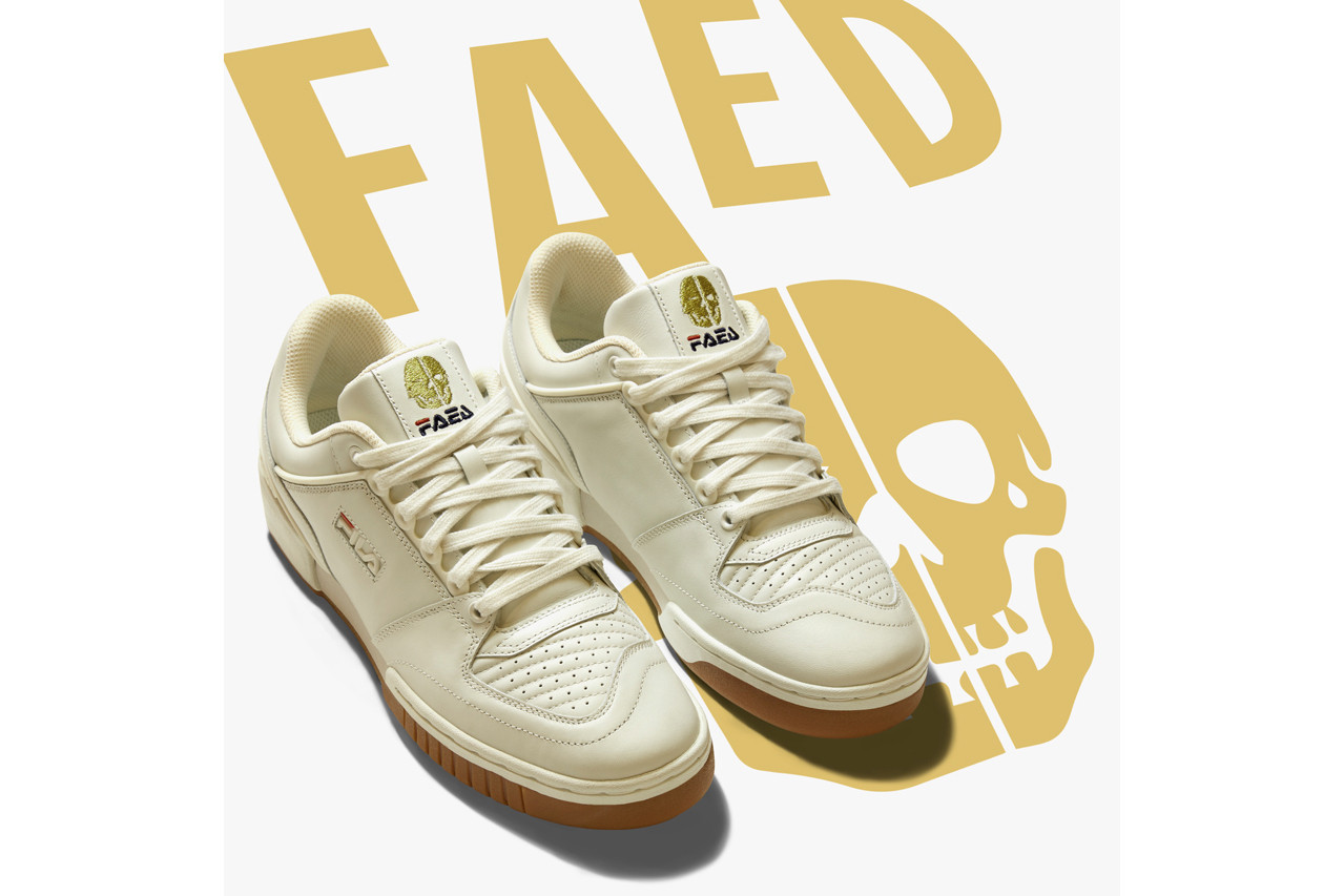 FAED x Fila Limited Edition Targa