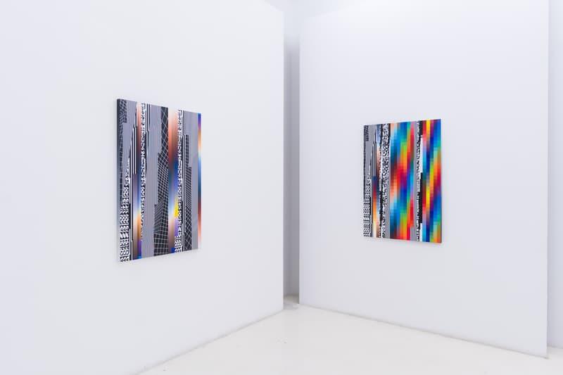 felipe pantone galerie danysz exhibition artworks sculptures shanghai china