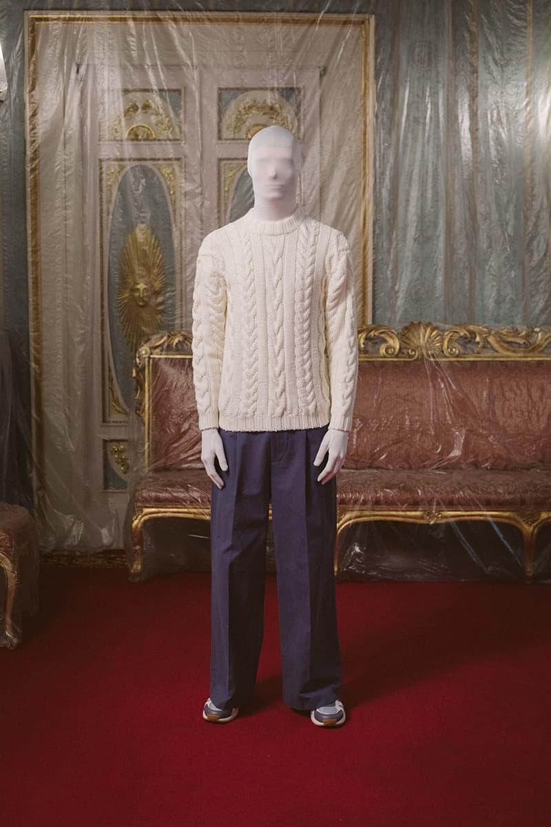 FILA Fjord Fall/Winter 2019 Collection Fashion Clothing Astrid Andersen Elgar Johnson Pitti Uomo