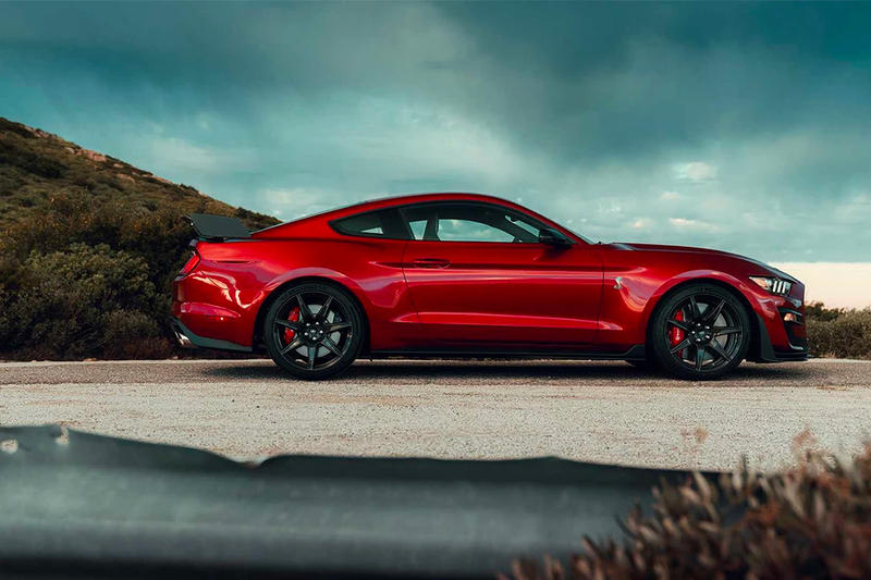 Ford 2020 Mustang Shelby GT500 Info