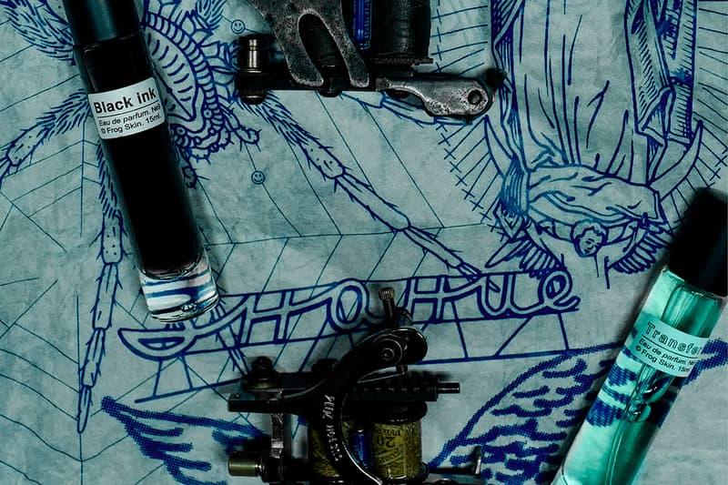 Frog Skin 9 Tattoo Perfume Release Info Date Herman IX BELIEF Renegade Cosmotheca
