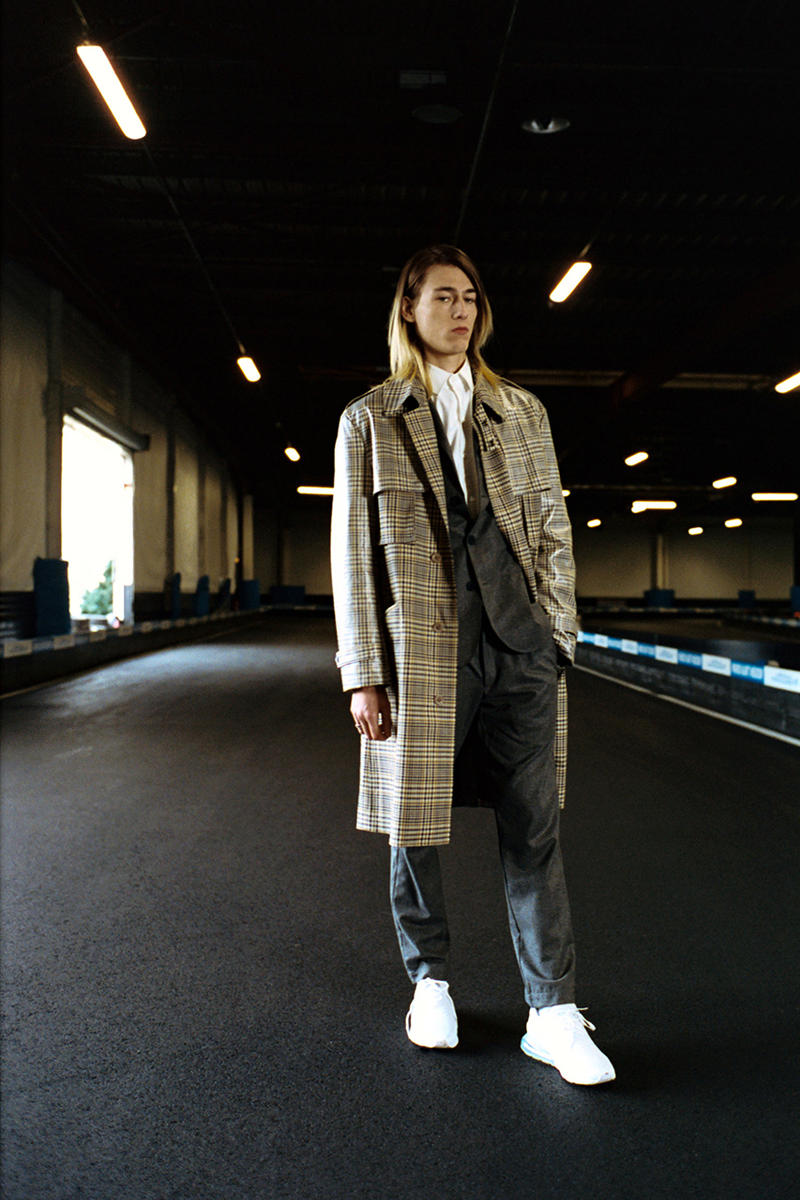 GEYM Fall/Winter 2019 Lookbook Paris Fashion Week Clothing Collections Lookbooks Collection
