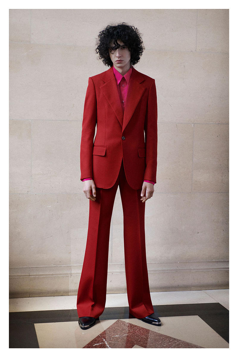 Givenchy Fall/Winter 2019 Collection Lookbook paris fashion week menswear clare waight keller