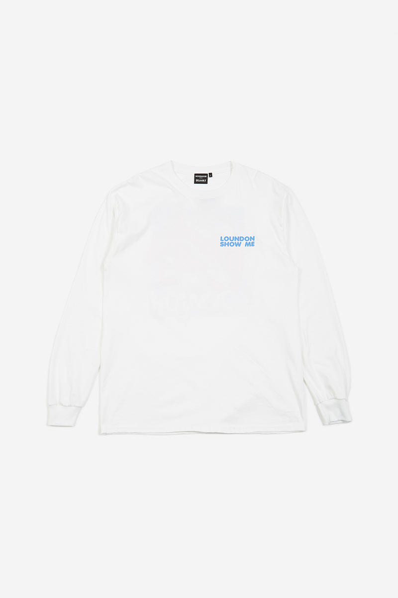Goodhood x Beams T x Face x Shinknownsuke Capsule