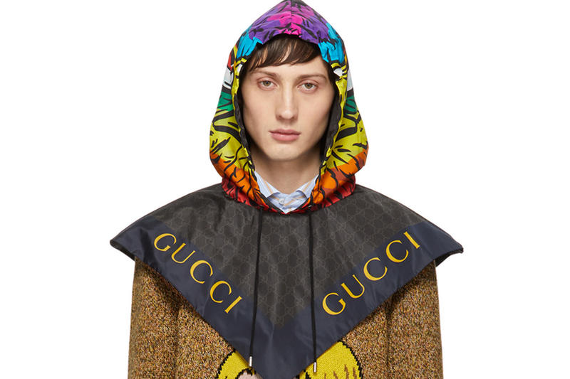 Join the Babushka Gang With These Gucci floral Hoods designer a$ap rocky song LACMA gucci gang