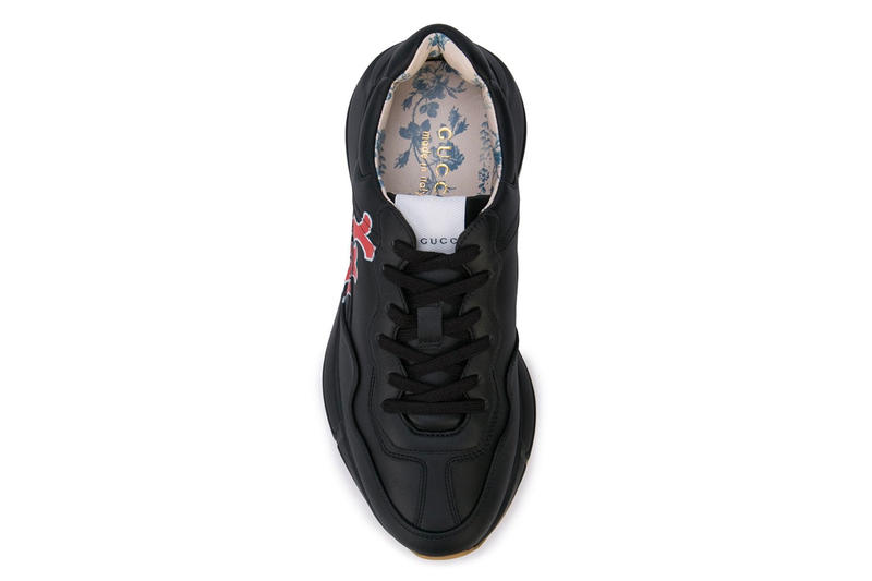 7f576526f38f9 Gucci Los Angeles Angels Sneakers | HYPEBEAST