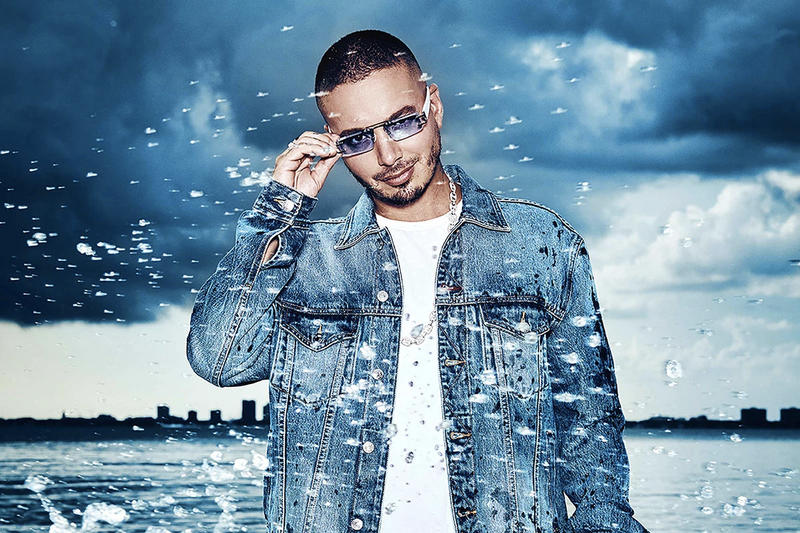 J Balvin x 'Guess Vibras' Collaboration Details Collab Clothing Fashion Cop Purchase Buy Lookbook Lookbooks