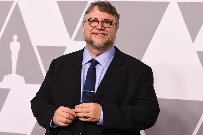 Guillermo del Toro and Jennifer Kent Horror Film babadook pan's labyrinth crimson peak the shape of water the nightingale sundance bloody disgusting