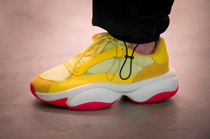 save off 407c0 f8a0c Han Kjobenhavn x PUMA Alteration PN-1 Sneaker Jannik davidsen co.creative  yellow dark