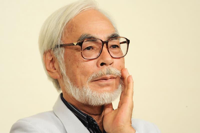 Hayao Miyazaki New Studio Ghibli Movie Details Entertainment Movies Films Goro Release Details Animation How do you Live 2020 Olympics