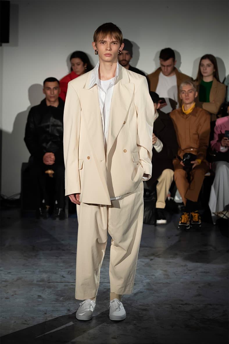 Hed Mayner Fall/Winter 2019 F/W19 Collection fashion week clothes garments paris fashion week