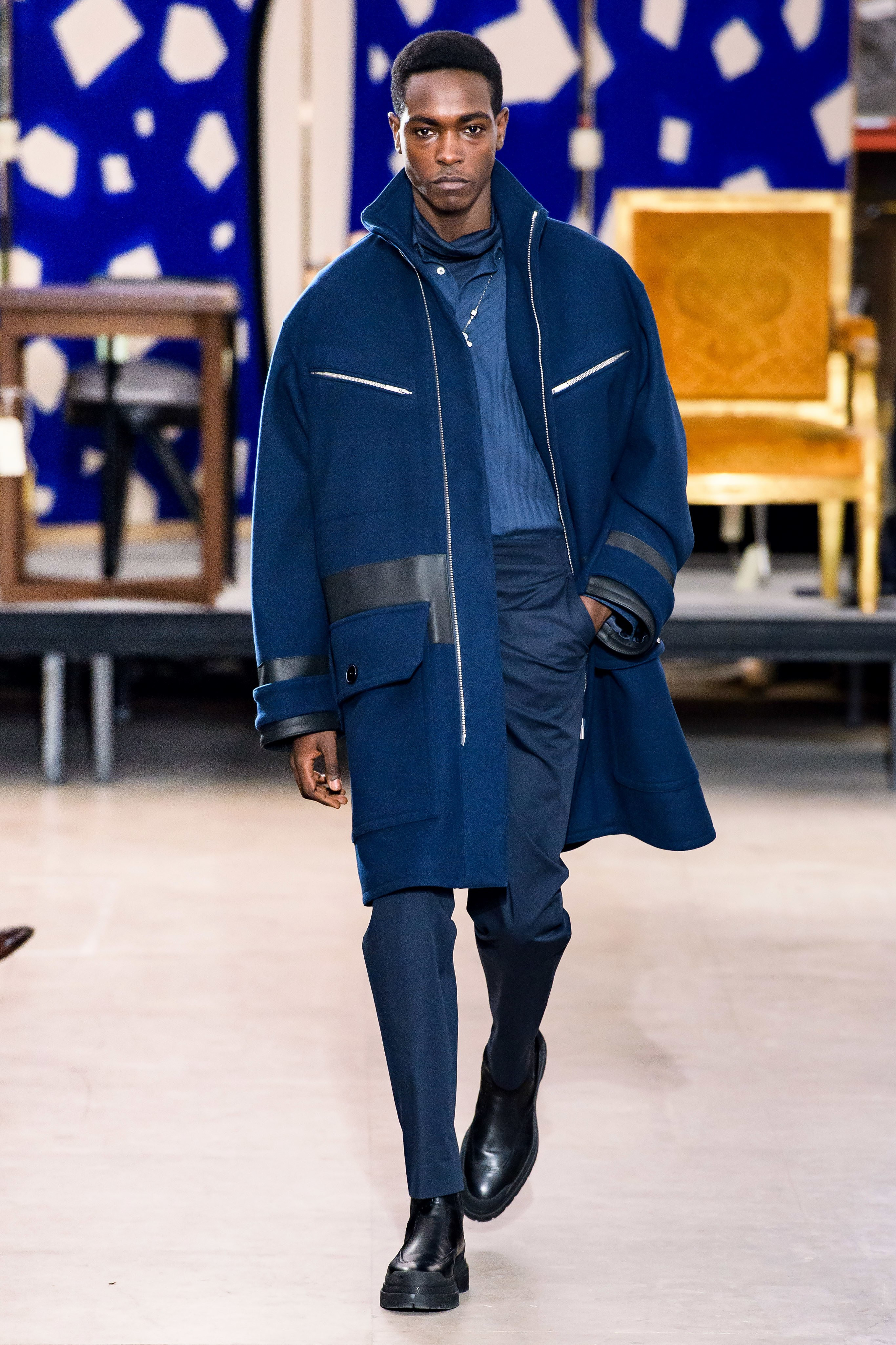 Hermes Fall/Winter 2019 Menswear Collection