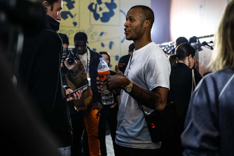 Heron Preston Fall Winter 2019 Paris Presentation