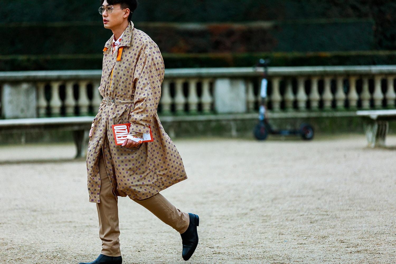 Paris Fashion Week Fall/Winter 2019 Opinion Editorial Roundup Off-White Heron Preston Gilet Jaunes TAKAHIROMIYASHITA TheSoloist. Dior Acne Raf Simons Calvin Klein GmBH CMMN SWDN