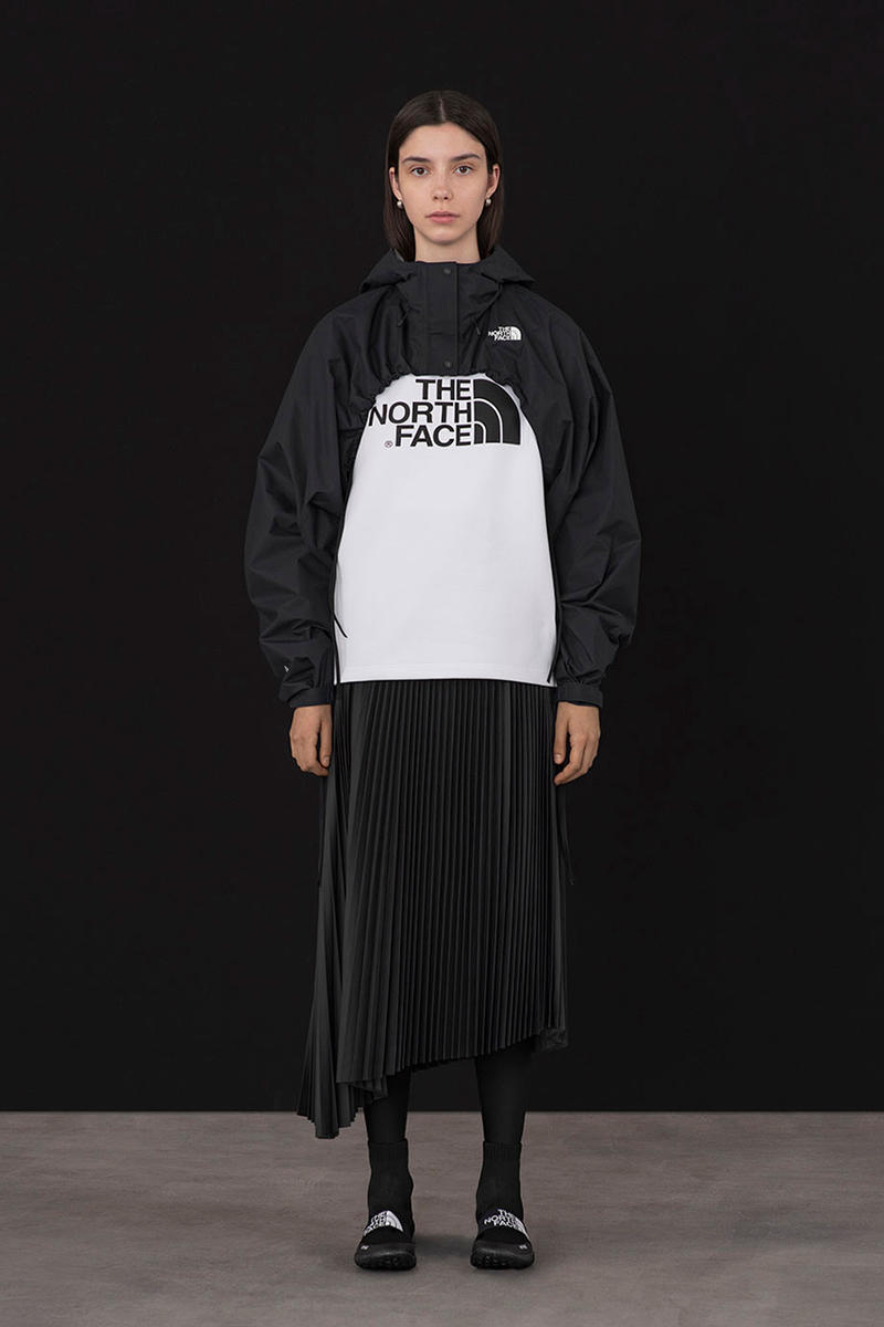 The North Face hyke capsule collaboration collection february 6 2019 release date drop info buy japan isetan
