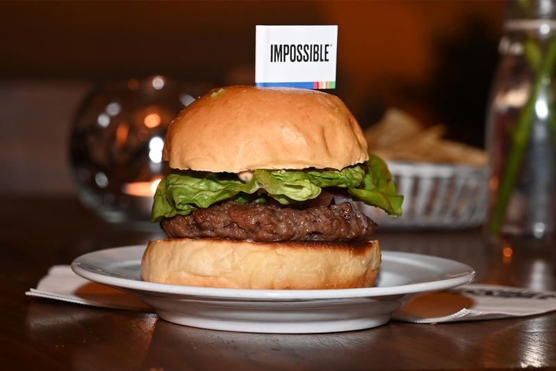 Impossible foods Burger Second Gen Announcement food gluten animal free meat free environment soy healthy David Chang