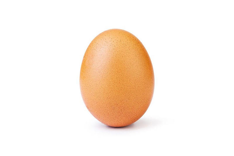 Instagram Most Liked Post Egg Kylie Jenner World Record Likes Comments Follows 25 million