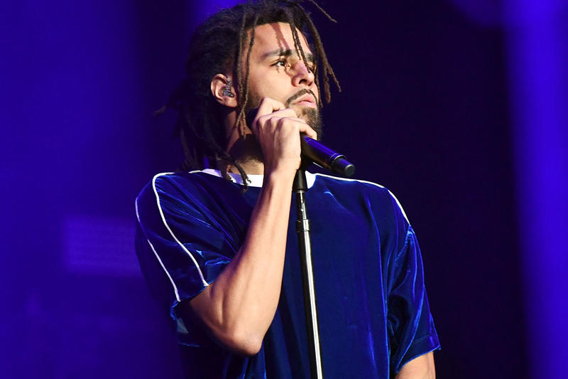 "J. Cole's ""Middle Child"" Single Revenge of the Dreamers III stream instagram"