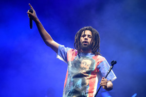 J. Cole Delivers His First Release of 2019,