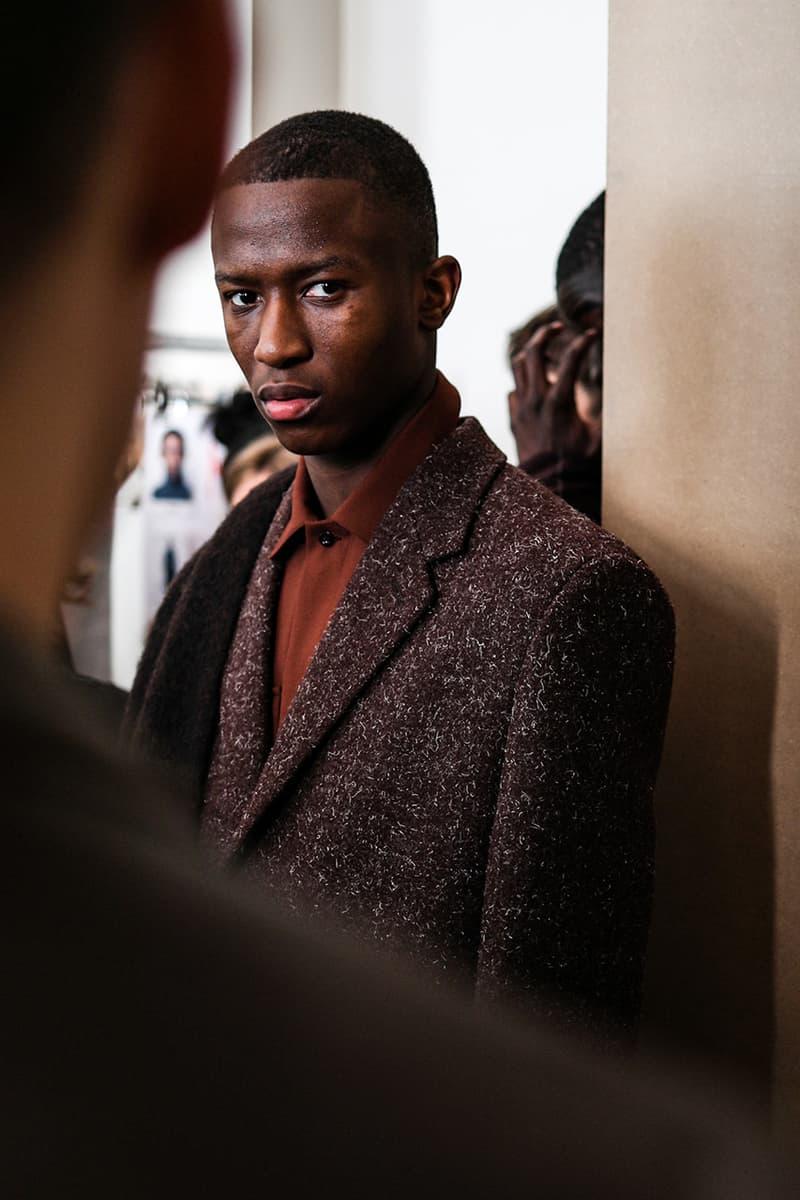 Jil Sander Fall/Winter 2019 Review Report Paris Fashion Week Backstage First Look Luke Lucie Meier Prada