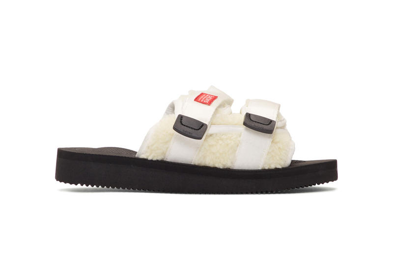 "John Elliott x Suicoke Moto Sandals ""White & Black Suicoke Edition MOTO-JEab-E Sandals"" ""Blue & Navy Suicoke Edition MOTO-JEab-G Sandals"" ""Silver & Green Suicoke Edition MOTO-JEab-F Sandals"" nylon"