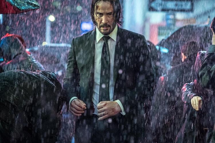 John Wick Keanu Reeves Metal Gear Solid V Mod Info | HYPEBEAST