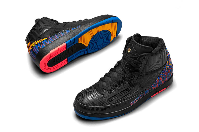 2aa13a8e799 jordan brand bhm 2019 collection footwear lebron 16 flare 2 air jordan 1  air jordan 2