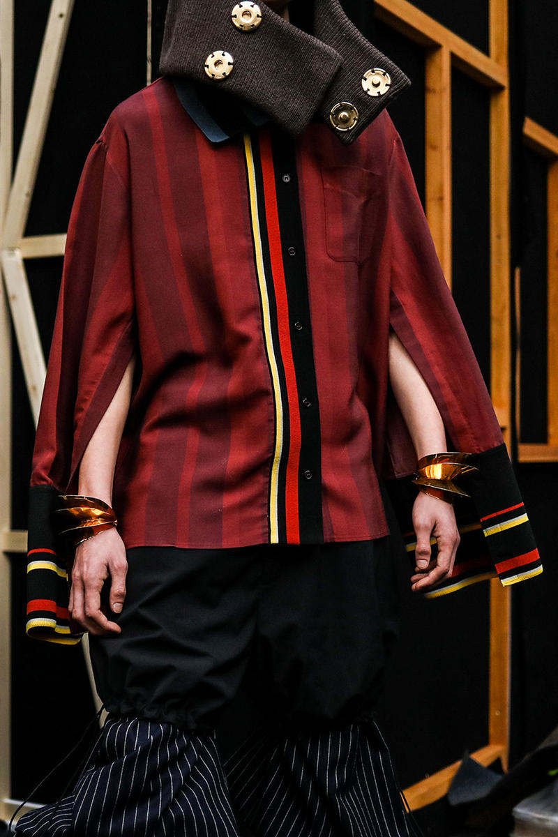 JW Anderson Paris Fall Winter 2019 Runway Collection paris fashion week clothing runway Ireland