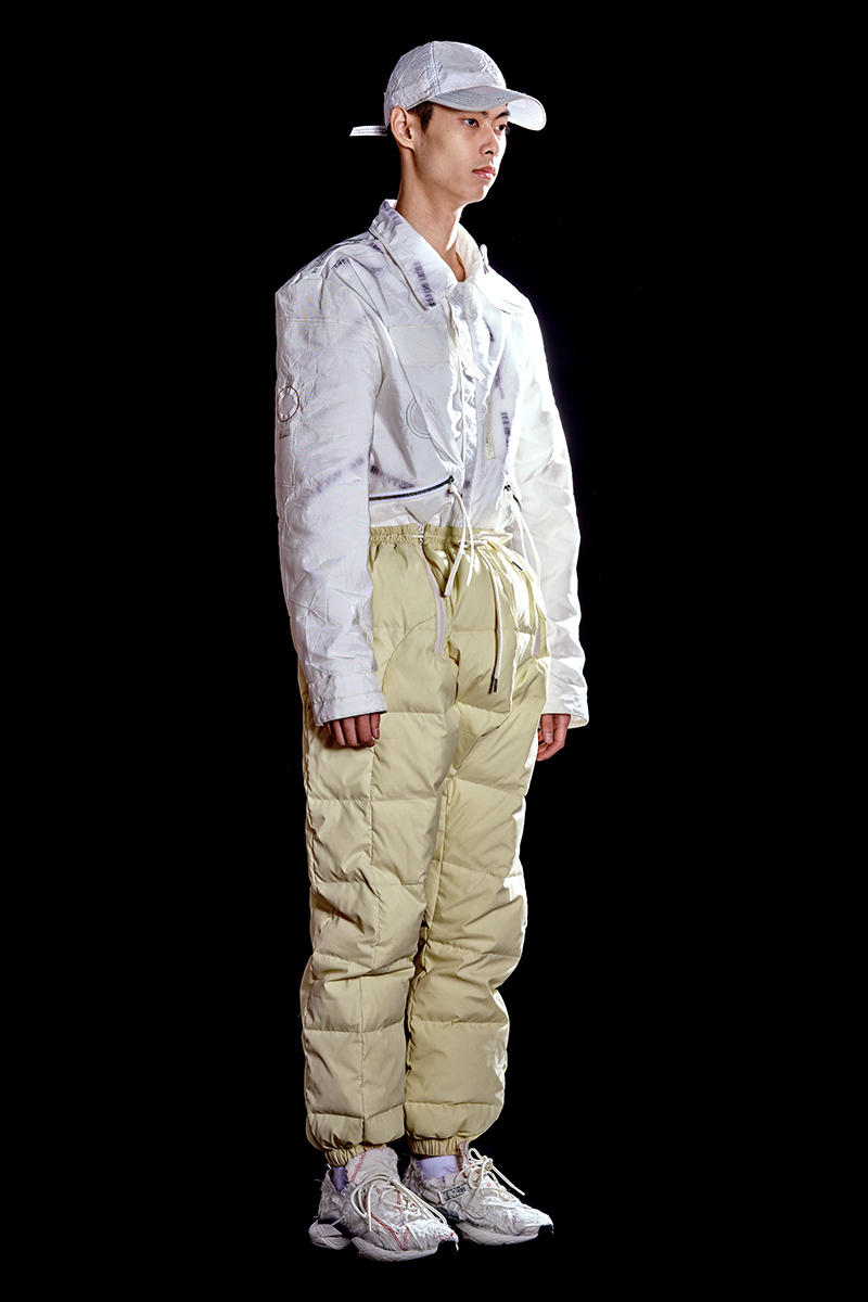 COLLECTION 6 Lookbook Jacket Pants Designer Korean Fashion Kanghyuk Choi Sanglak Shon Fall Winter 2019