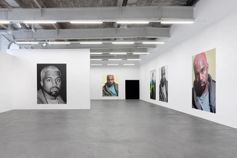 heji shin kanye west kunsthalle zurich photography exhibition
