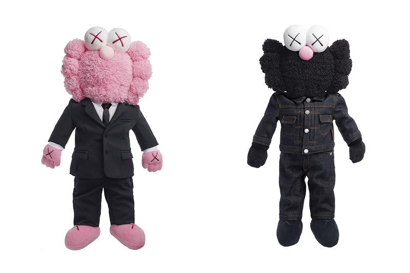 KAWS Dior Spring Summer 2019 BFF Figures price release date drop info buy purchase collab menswear kim jones