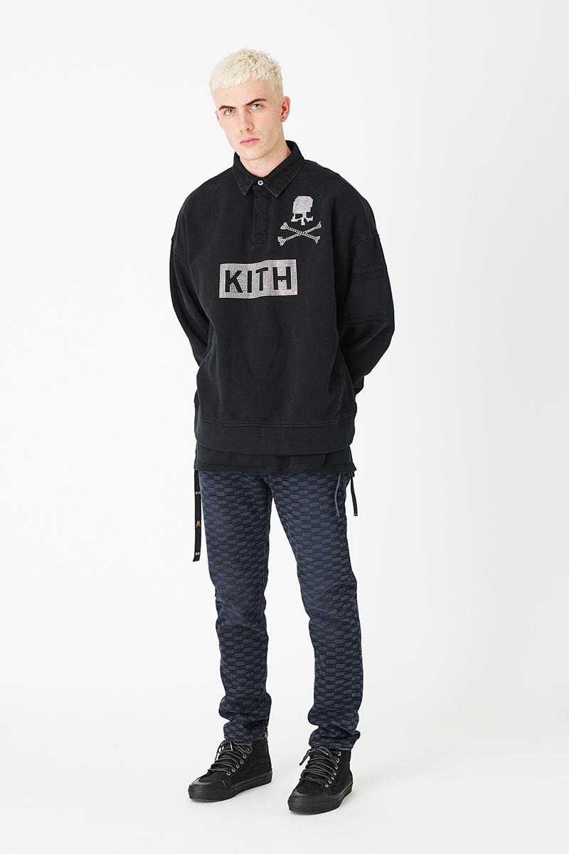 kith mastermind vans collaboration 2019 january fashion footwear