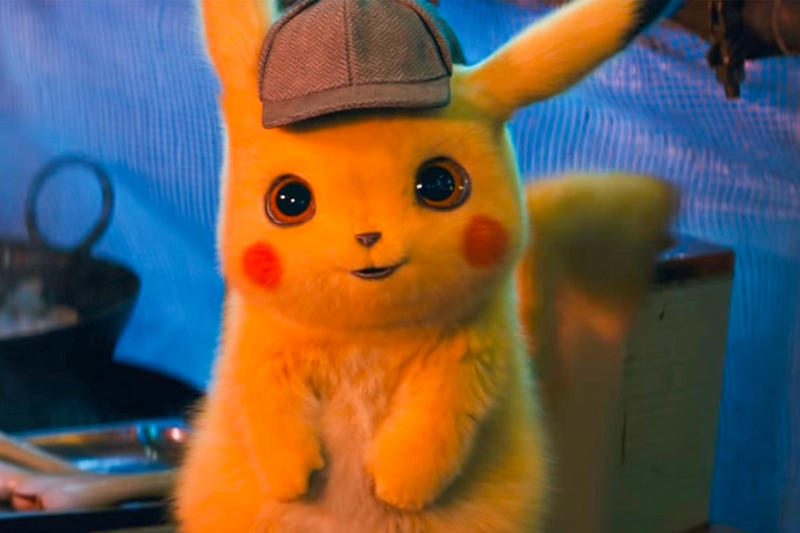 Legendary Entertainment Detective Pikachu Sequel Development already 2 two Ryan Reynolds pokemon