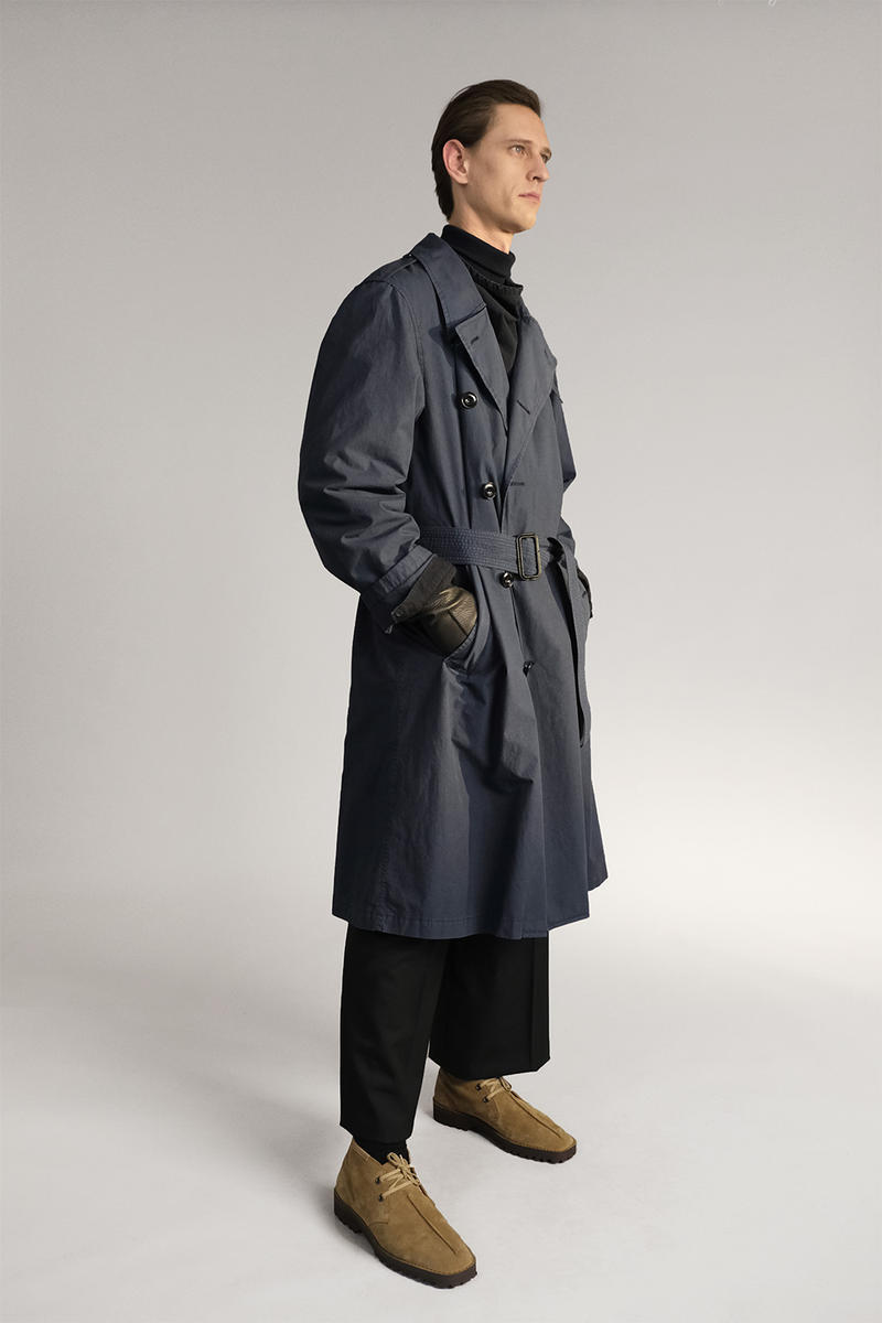 Lemaire FW19 Collection Lookbook Info fashion french france paris fall winter lookbooks paris fashion week coats jackets