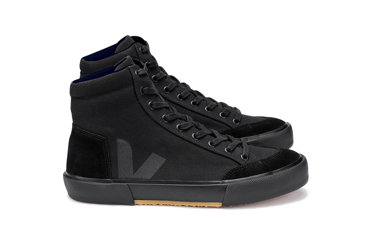 038807b93d Lemaire Taps Veja for Collaborative Sneakerboots & Slip-Ons