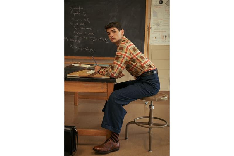 Levis Vintage Clothing Spring Summer 2019 Collection Lookbook t shirt baseball jacket coat jeans images