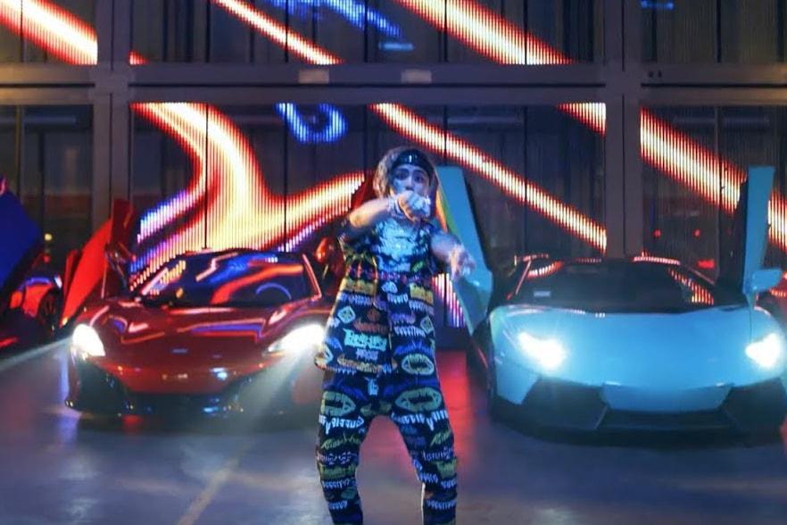 Watch Lil Pump Butterfly Doors Music Video Hypebeast