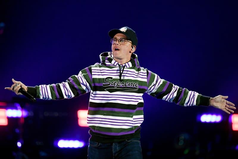 Logic Keanu Reeves New Song Info hip hop rap music stream itunes spotify 6ix