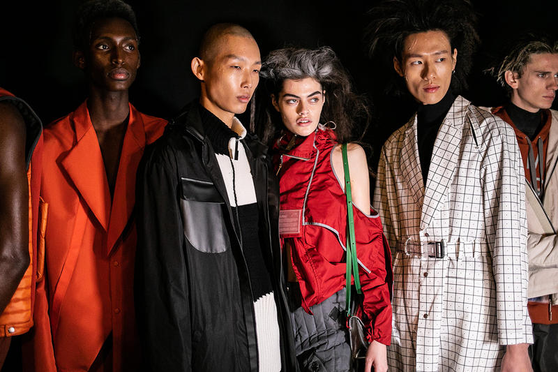 London Fashion Week: Men's AW19 FW19 A-COLD-WALL* Paria Farzaneh STORY mfg Nicholas Daley Bethany Williams Robin Lynch
