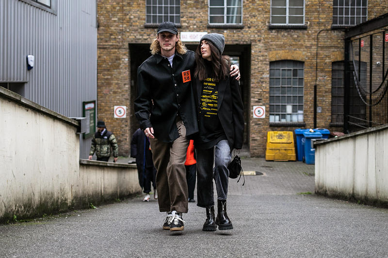 London Fashion Week Men S Fw19 Best Street Style Hypebeast