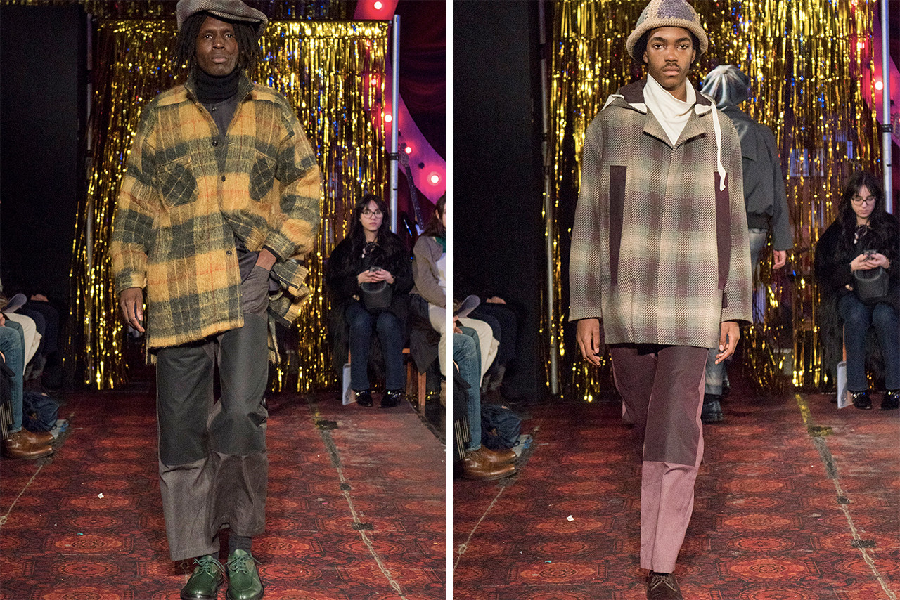 5 Things You Missed at London Fashion Week: Men's FW19 Charles Jeffrey Loverboy Story Mfg Bianca Saunders Wood Wood Nicholas Daley