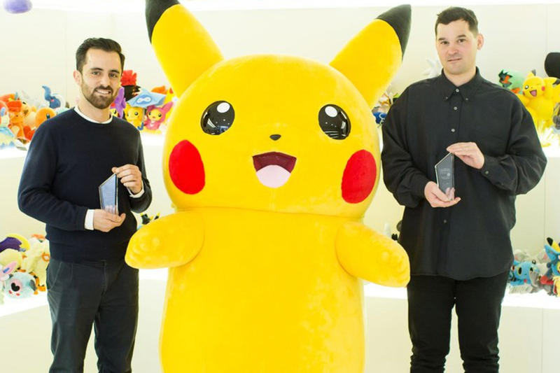 Royal College of Arts Give Out Pokémon Scholarships london