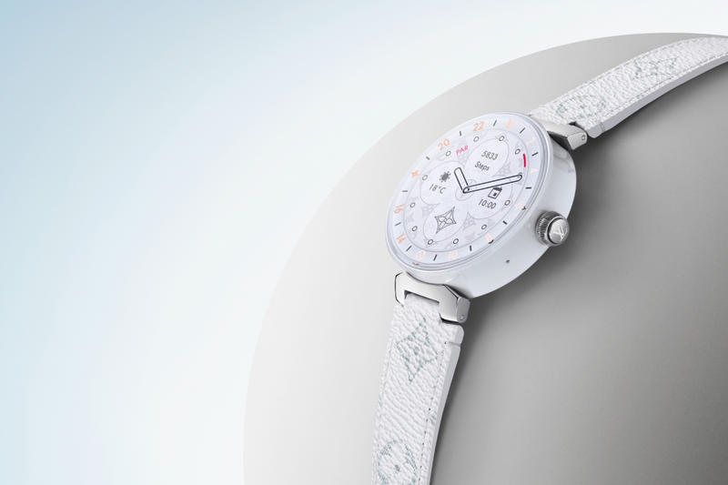 Louis Vuitton 2nd Gen Tambour Horizon Smartwatch | HYPEBEAST