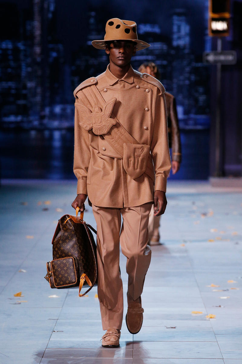 Louis Vuitton FW19 Collection by Virgil Abloh