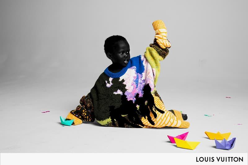 Louis Vuitton Spring/Summer 2019 Virgil Abloh SS19 Mohamed Bourouissa Raimond Wouda Inez & Vinoodh Photography Campaign Lookbook Release Details