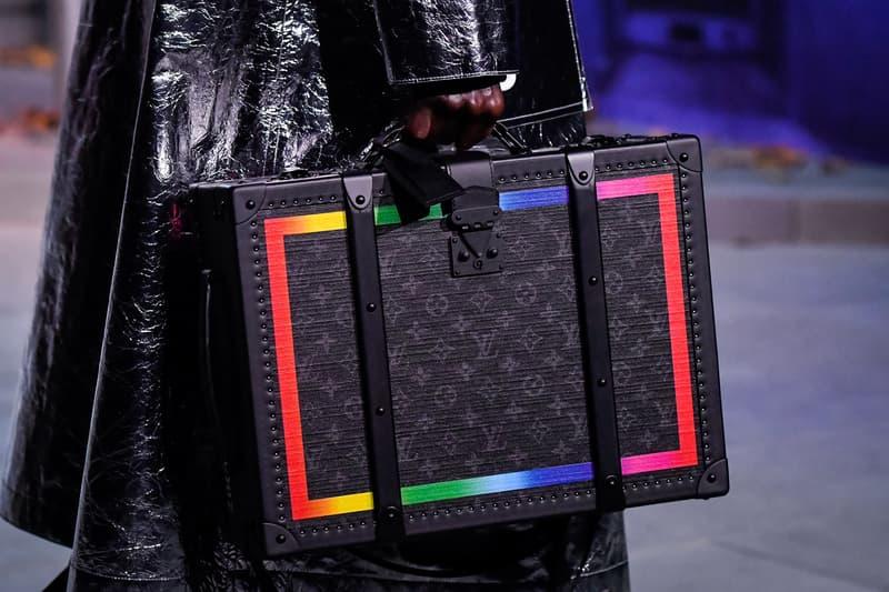 Abloh's Louis Vuitton FW19: Closer Product Look