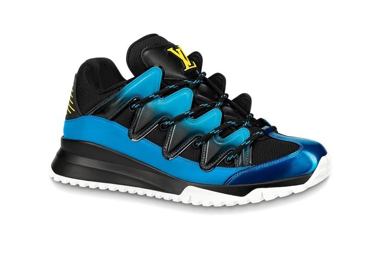 0c95f7c2151a7 Louis Vuitton s Bulky Zig Zag Sneaker Has Serious Skate Shoe Vibes