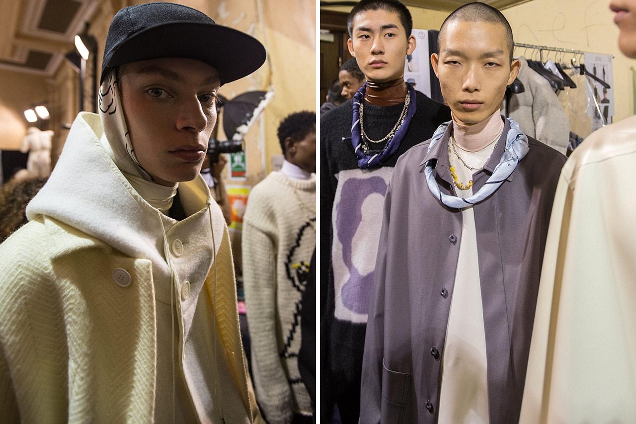 Luke Meier OAMC Jil Sander Fall/Winter 2019 Paris Fashion Week Design Supreme Dior Designer Interview Long read feature fashion